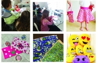 6 week Sewing class project  for Children  Age 9-11