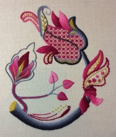 Jacobean Embroidery 4 day course